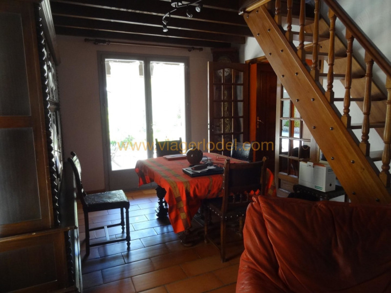 Life annuity house / villa Theziers 70000€ - Picture 12