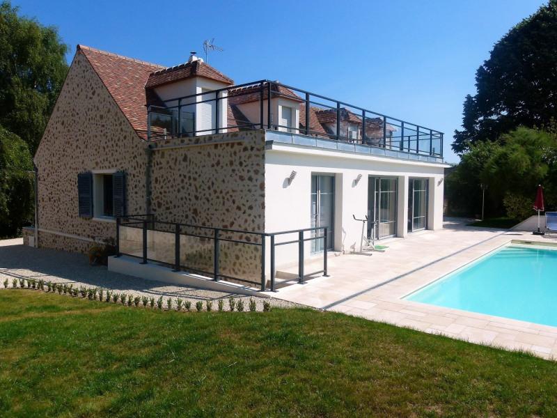 Vente de prestige maison / villa Montfort-l'amaury 1295000€ - Photo 13