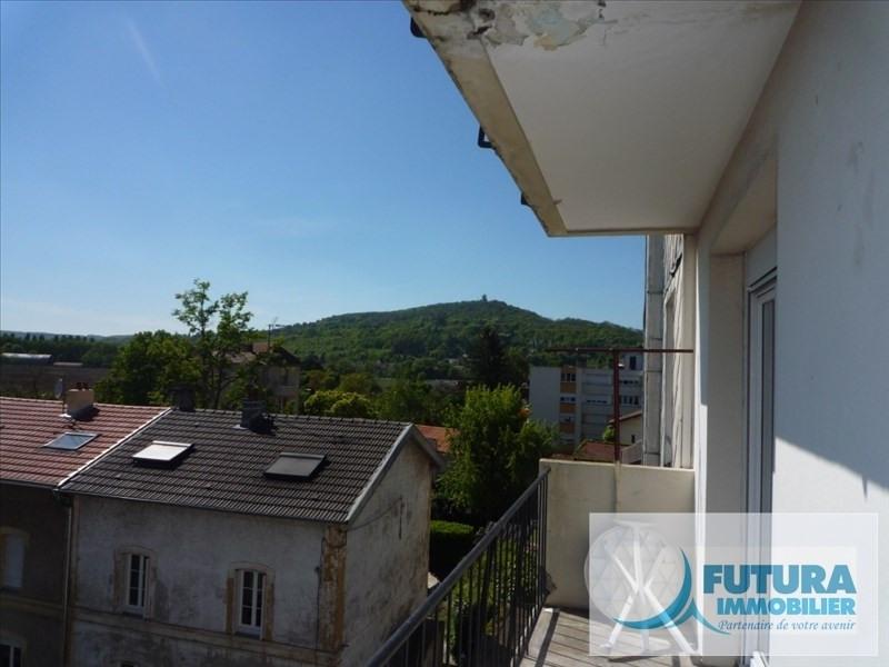 Sale apartment Longeville les metz 99000€ - Picture 1