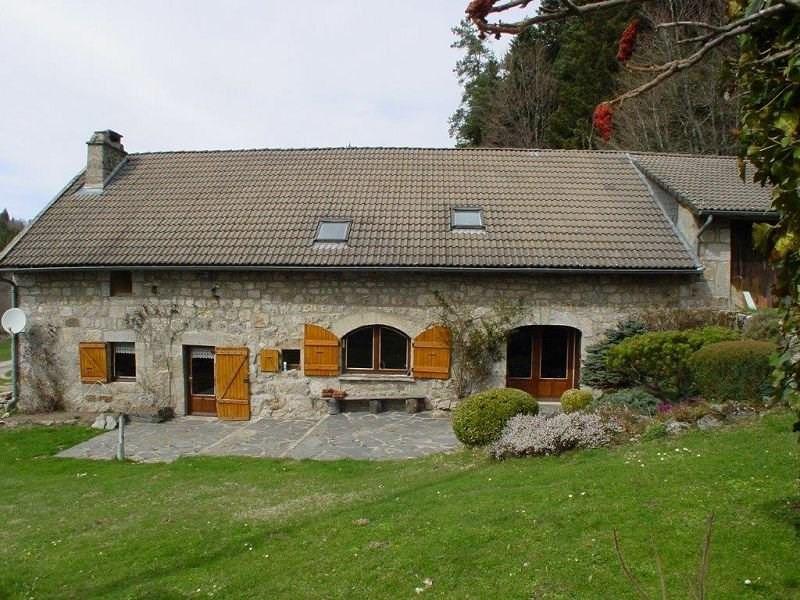 Sale house / villa Le chambon sur lignon 316000€ - Picture 2