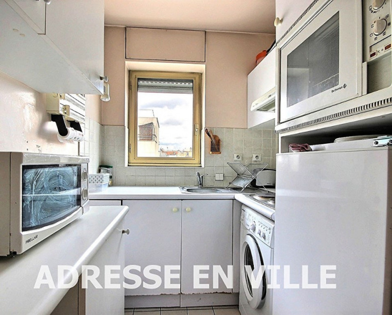 Sale apartment Levallois perret 395 000€ - Picture 7