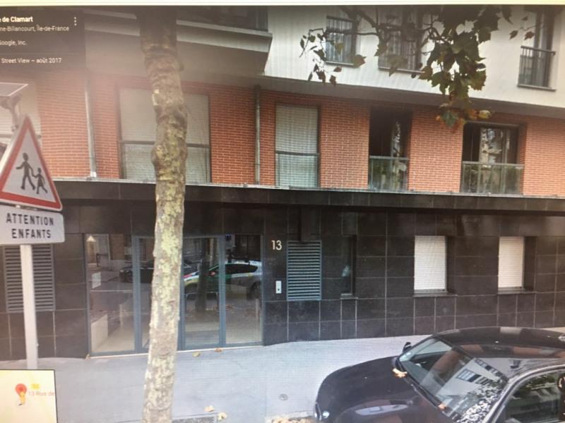 Location appartement Boulogne billancourt 775€ CC - Photo 1