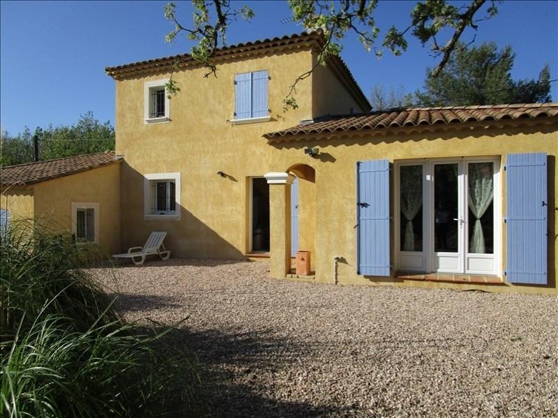 Vente maison / villa Forcalqueiret 429000€ - Photo 2