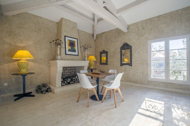 Vente de prestige maison / villa Mallemort 1440000€ - Photo 1