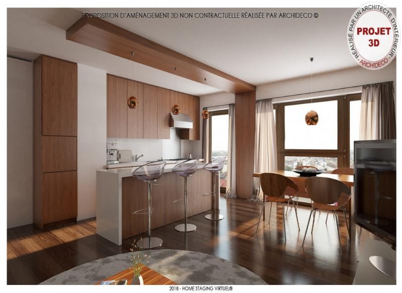 Sale apartment Suresnes 478000€ - Picture 1