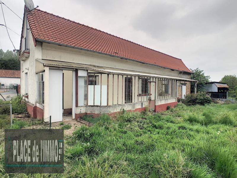 Vente maison / villa St riquier 50000€ - Photo 1