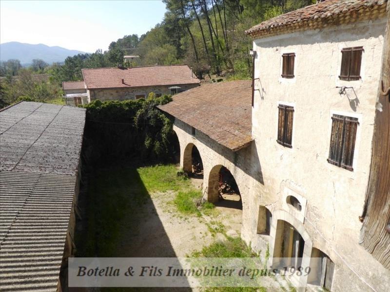 Immobile residenziali di prestigio casa Les vans 745000€ - Fotografia 5