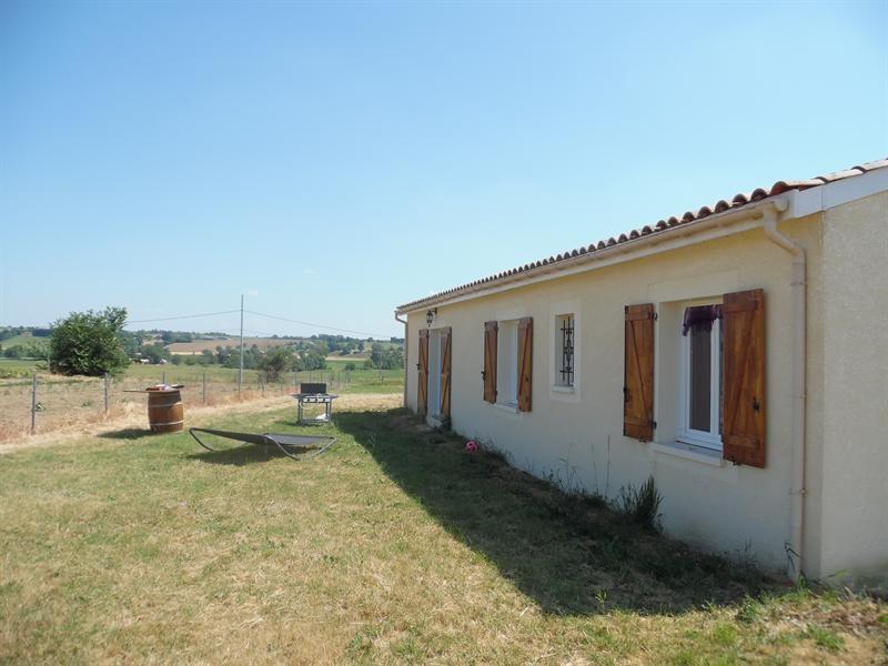 Sale house / villa Monsegur 163500€ - Picture 1