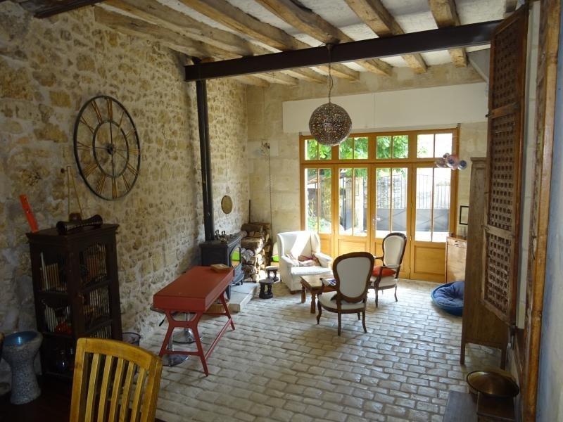 Sale house / villa Azay le rideau 470000€ - Picture 3