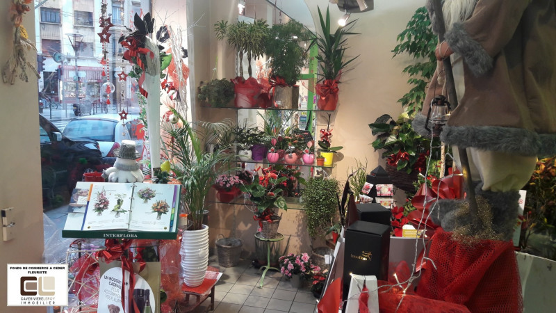 Commercial property sale shop Lyon 3ème 55000€ - Picture 5