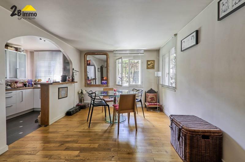 Sale house / villa Cachan 598000€ - Picture 2