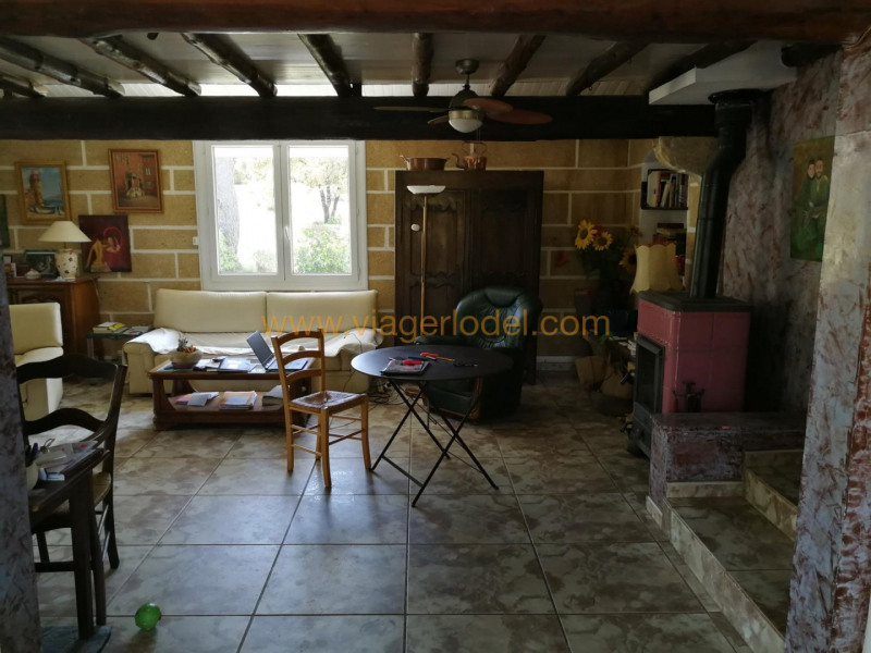 Life annuity house / villa Caveirac 55 000€ - Picture 7