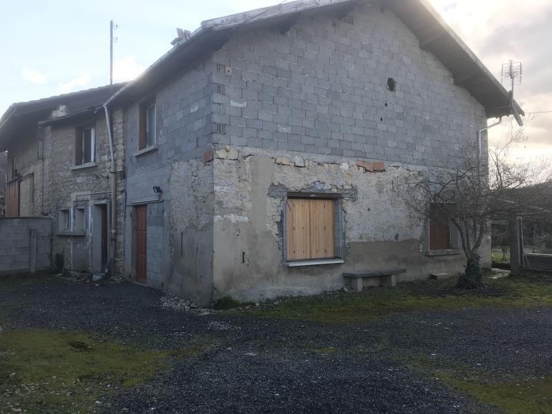 Sale house / villa Vaulx milieu 231000€ - Picture 2
