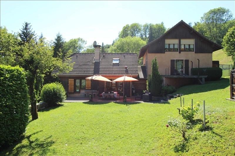 Vente de prestige maison / villa Ayze 580000€ - Photo 5