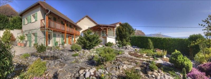 Revenda residencial de prestígio casa Morestel 390000€ - Fotografia 10