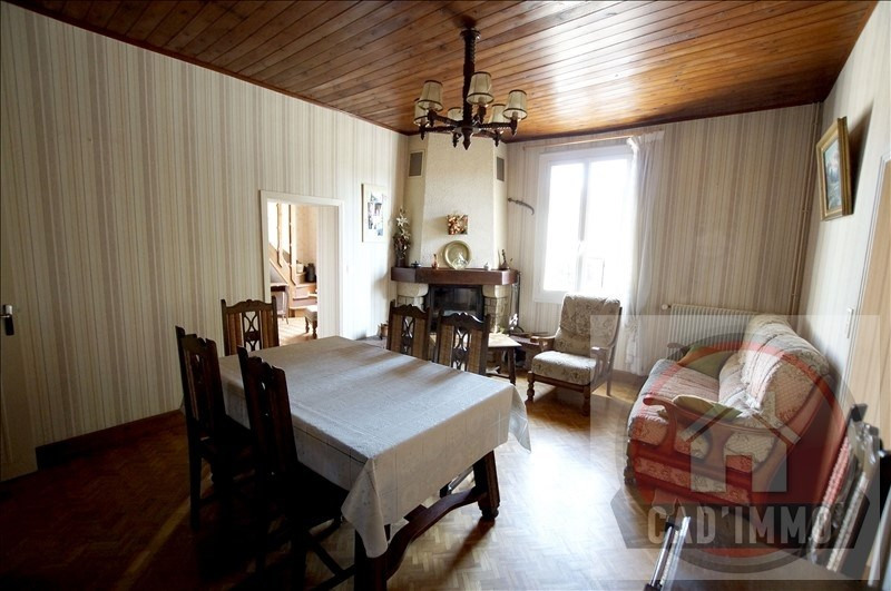 Sale house / villa St germain et mons 144750€ - Picture 7