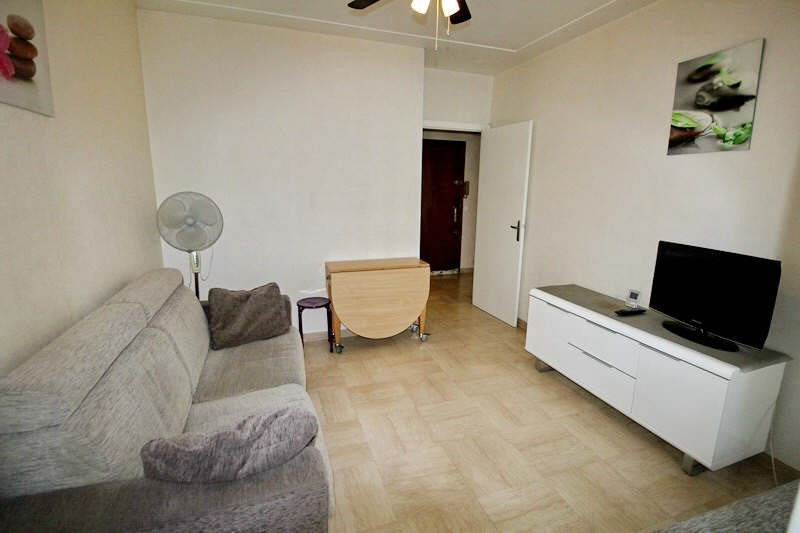 Rental apartment Nice 668€ CC - Picture 5