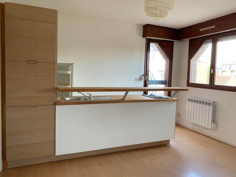 Rental apartment Bethune 375€ CC - Picture 1