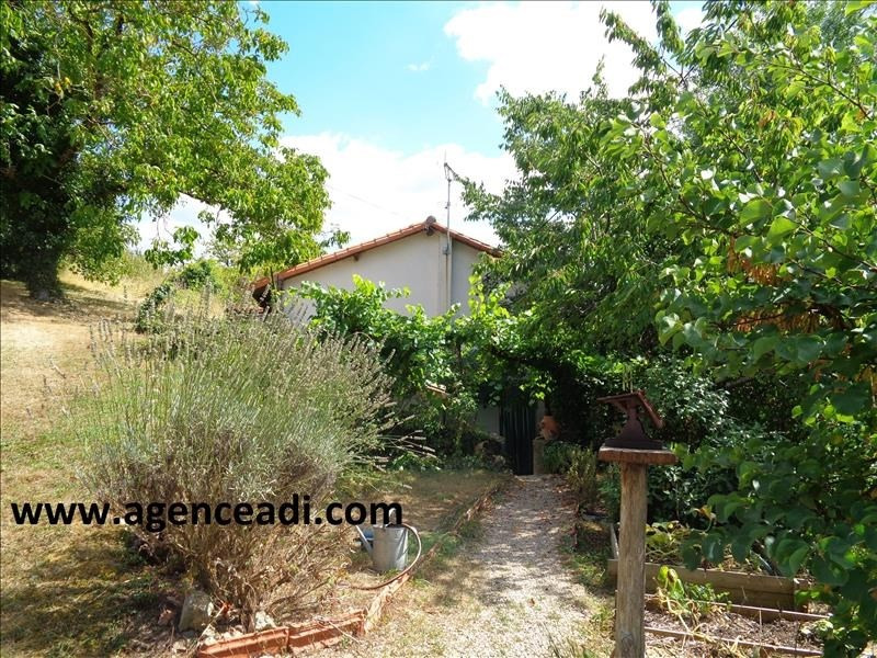 Vente maison / villa La mothe st heray 90 000€ - Photo 1