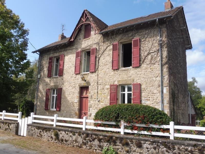 Sale house / villa Peyrilhac 108000€ - Picture 1