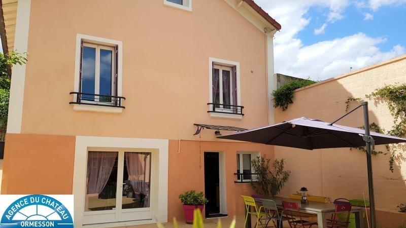 Vente maison / villa Champigny sur marne 600000€ - Photo 1