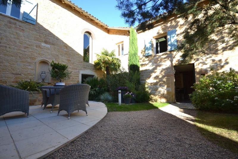 Vente de prestige maison / villa Villefranche sur saone 895000€ - Photo 23