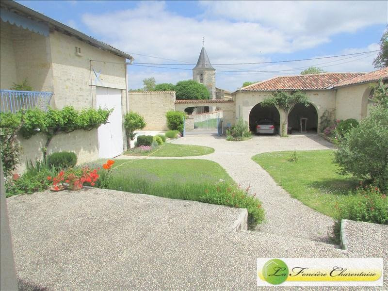Sale house / villa Villefagnan 328 000€ - Picture 1