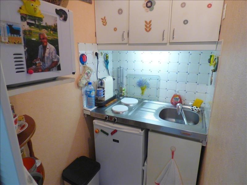 Verkoop  appartement Villers-sur-mer 49000€ - Foto 4