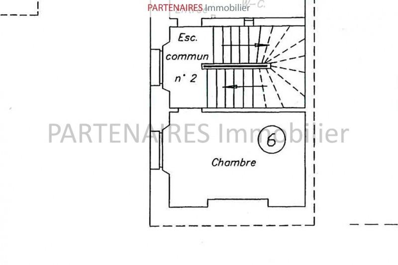 Vente appartement Versailles 90500€ - Photo 9