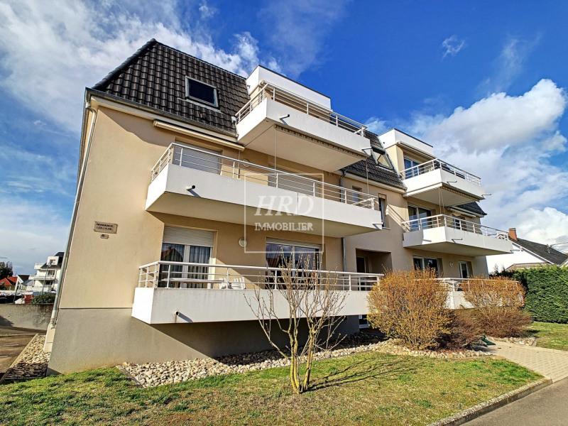 Vente appartement Gambsheim 267500€ - Photo 1