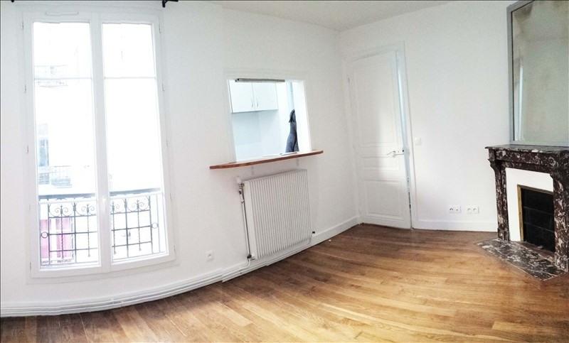 Alquiler  apartamento Paris 9ème 1600€ CC - Fotografía 1