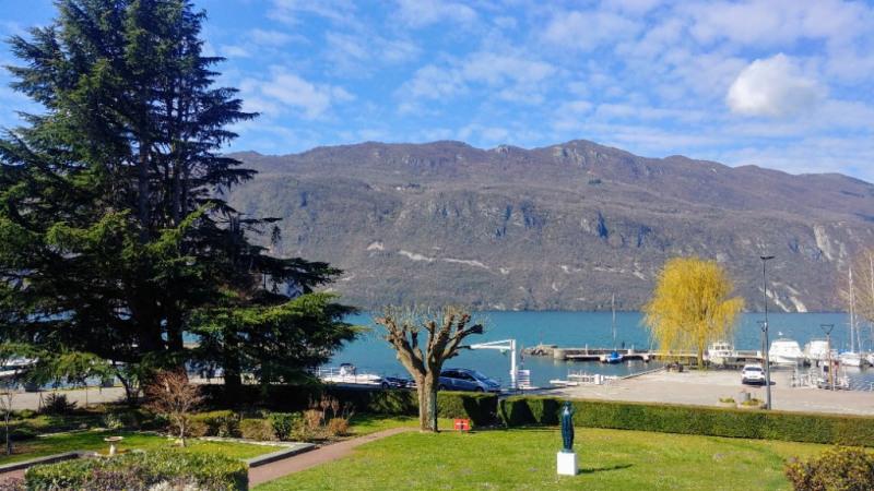 Appartement Aix Les Bains 3 pièces - vue lac - Terrasse