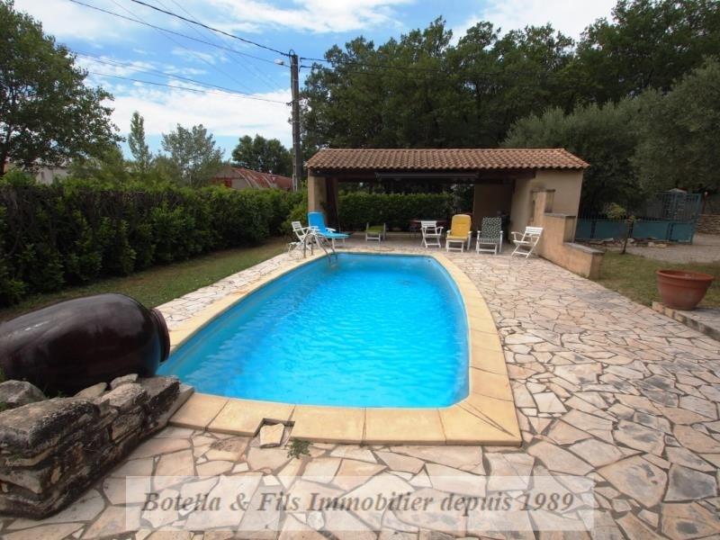 Verkoop  huis Uzes 298000€ - Foto 1