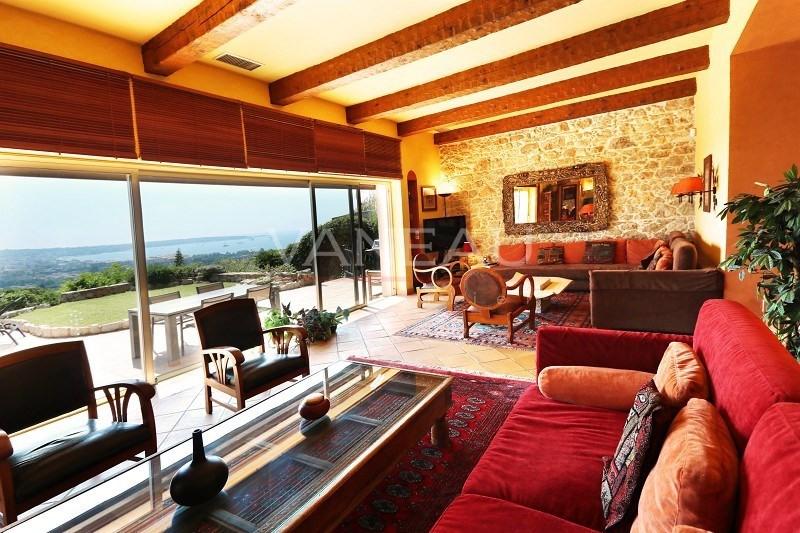 Vente de prestige maison / villa Golfe-juan 1575000€ - Photo 6