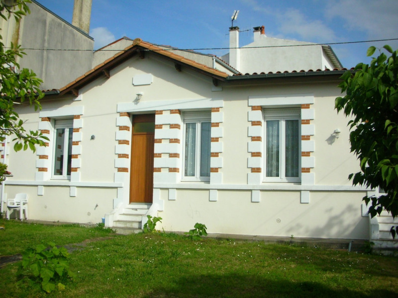Vacation rental house / villa Royan 390€ - Picture 1