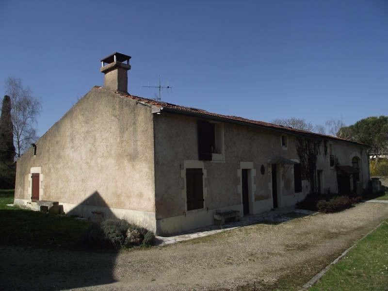Vente maison / villa La chapelle mouliere 129000€ - Photo 2