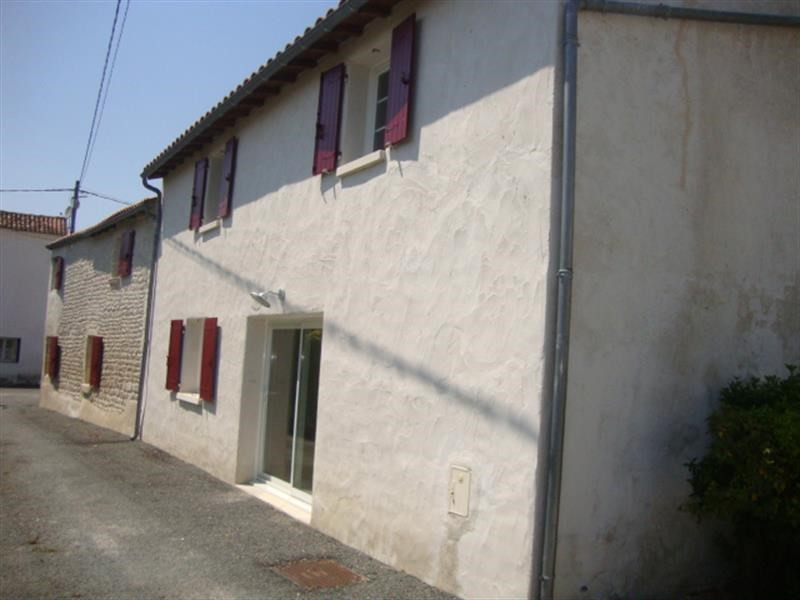 Vente maison / villa Saint jean d'angély 127800€ - Photo 13