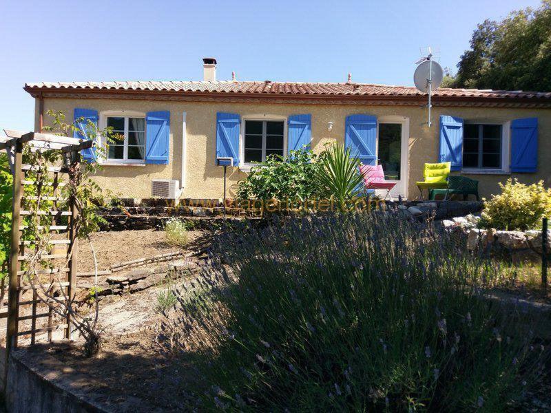 Life annuity house / villa Prémian 42500€ - Picture 1