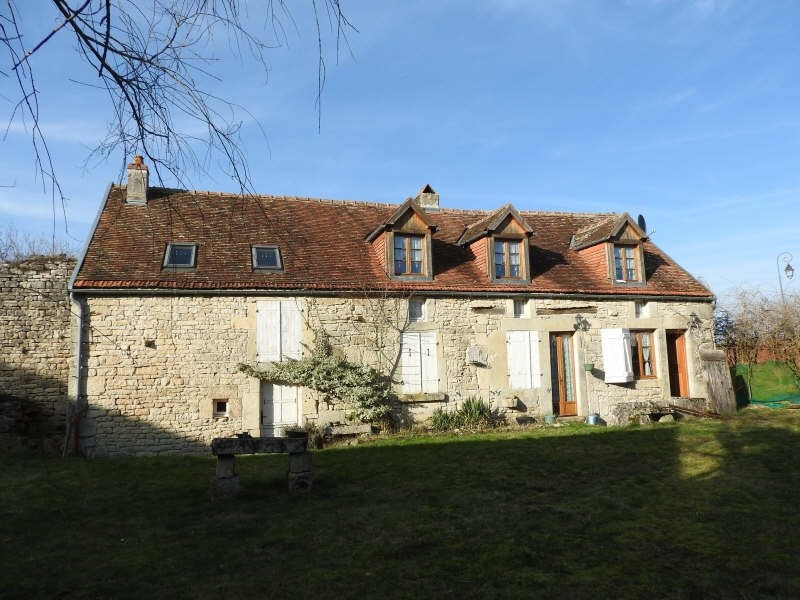 Vente maison / villa Axe chatillon-montbard 139 000€ - Photo 11