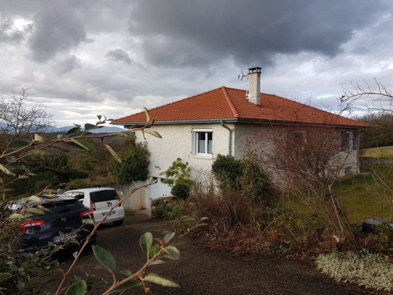 Sale house / villa Saint-sorlin-de-vienne 349000€ - Picture 2