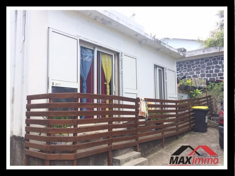 Vente maison / villa Le tampon 85000€ - Photo 1