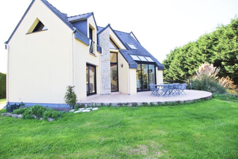 Deluxe sale house / villa Ploemeur 598500€ - Picture 1