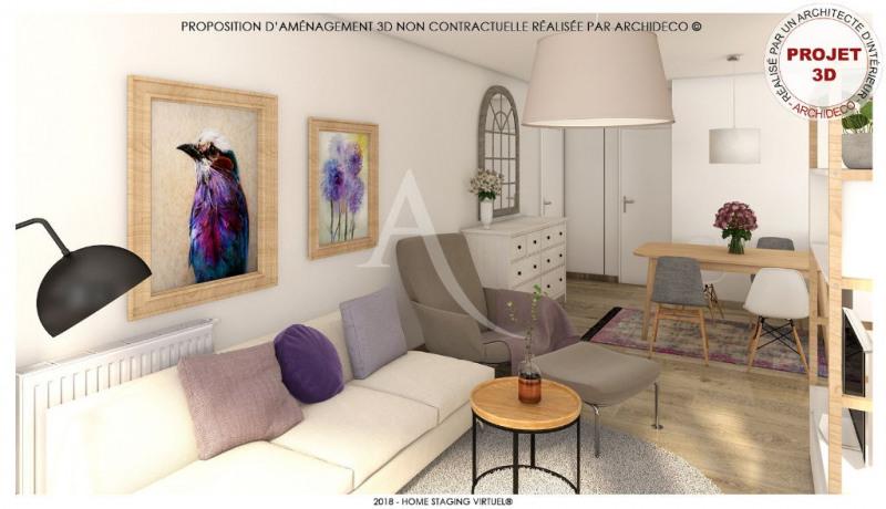 Sale apartment Colomiers 195000€ - Picture 2