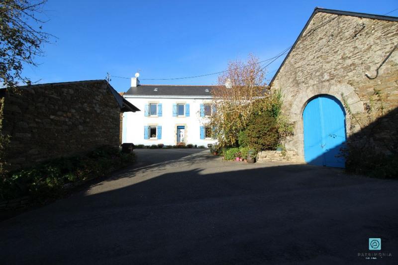 Ensemble en pierre - Maison Clohars Carnoet 201 m²