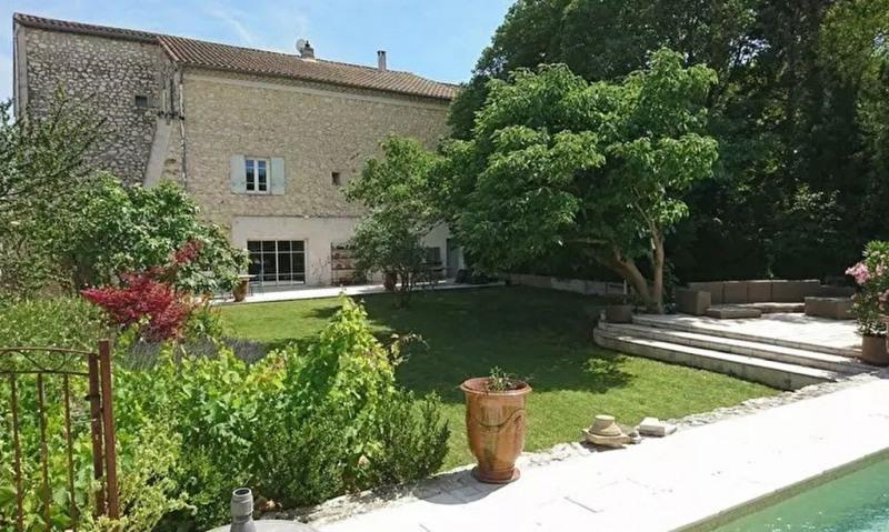 Venta de prestigio  casa Vedene 680000€ - Fotografía 2