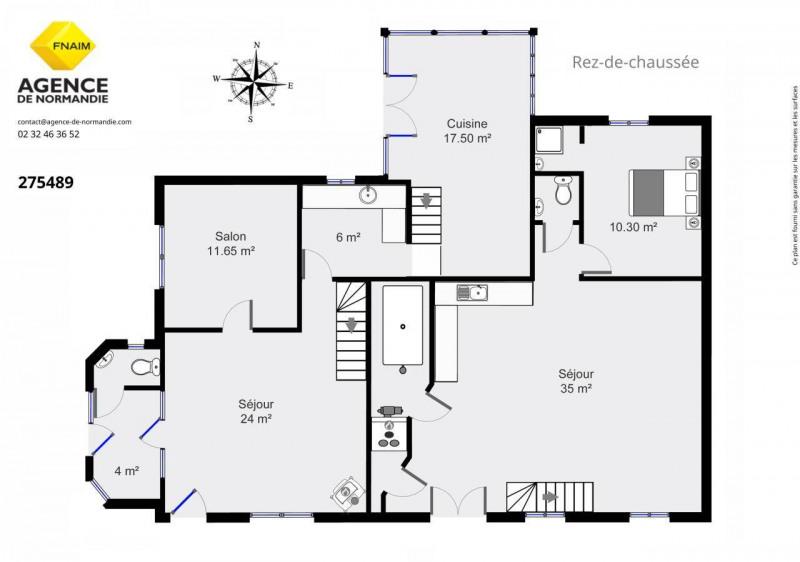 Sale house / villa Montreuil-l'argillé 275000€ - Picture 8