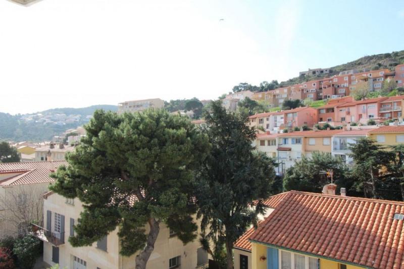 Sale apartment Port vendres 87000€ - Picture 1