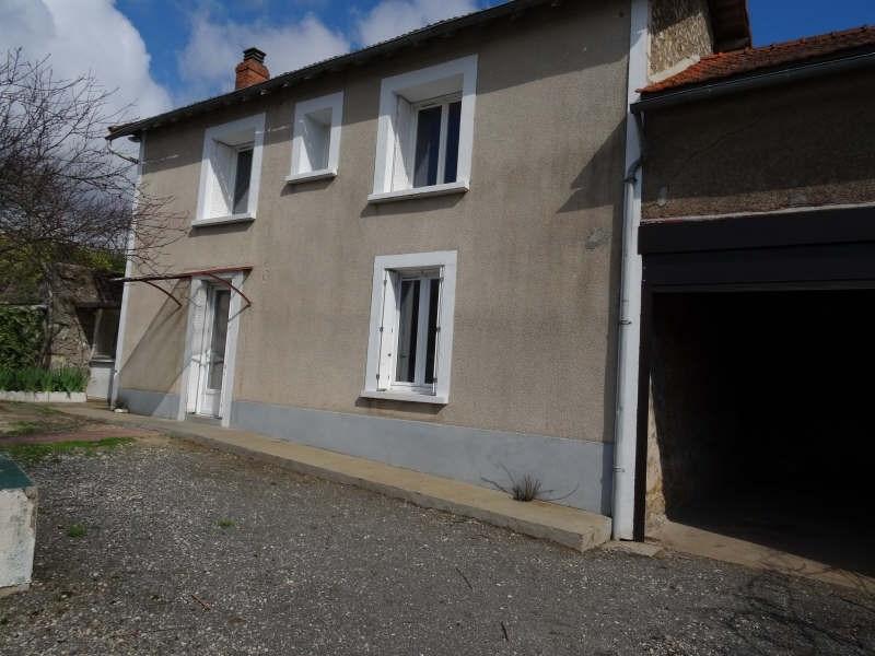 Location maison / villa Lhommaize 474€ CC - Photo 1