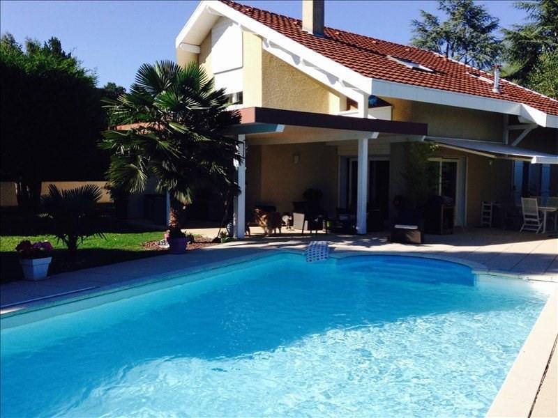 Deluxe sale house / villa Vã©traz-monthoux 835000€ - Picture 2