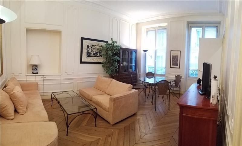 Location appartement Paris 8ème 3 300€ CC - Photo 1